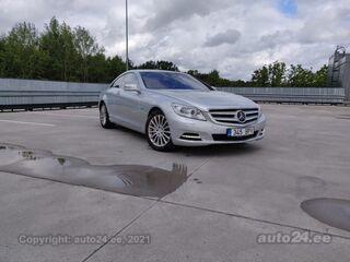 Mercedes-Benz CL 500 4MATIC 4.7 V8 320kW