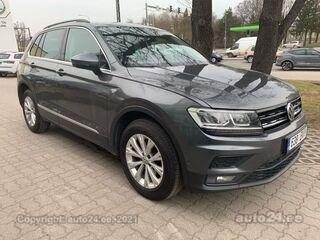 Volkswagen Tiguan 4x4 1.4 110kW