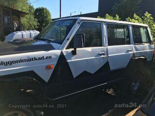 Nissan Patrol 3.2 70kW