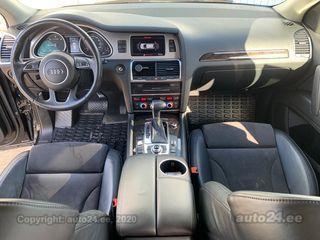 Audi Q7 S-Line 3.0 180kW