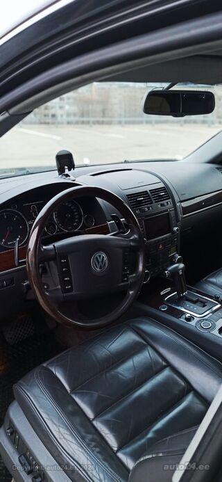 Volkswagen Touareg 2.5 128kW