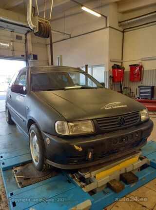 Volkswagen Polo 1.6 R4