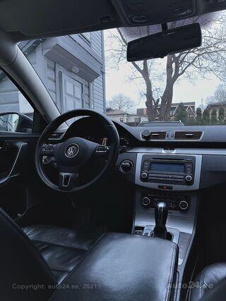Volkswagen Passat 1.4 Cng Tsi 110kW
