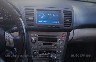 Subaru Outback H6 3.0 H6 EZ 30 180kW
