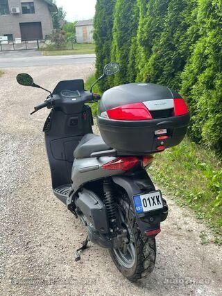 Aprilia Sportcity 200 13kW