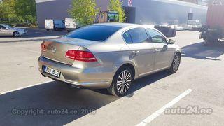 Volkswagen Passat 1.4 TSI 118kW