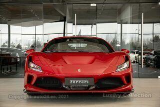 Ferrari F8 Tributo 3.9 V8 530kW