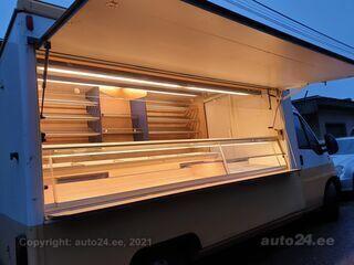 Fiat Ducato Food Truck Catering Baar 2.8 64kW