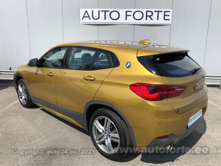 BMW X2 sDrive18i M Sport X 1.5 103kW