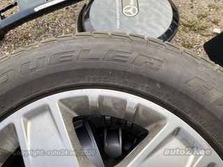 Mercedes-Benz G 320 OM606 3.0 R6 130kW