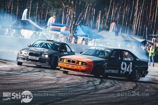 BMW 540 4.4 v8 300kW