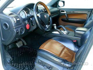 Porsche Cayenne Turbo S Stage2 4.8 V8 456kW