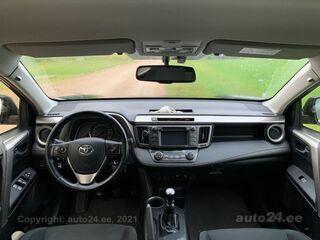 Toyota RAV4 LUXSURY PLUS 4WD 2.0 111kW