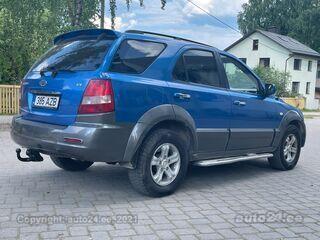 Kia Sorento EX ATM 4WD 2.5 R4 16V CRDi 103kW
