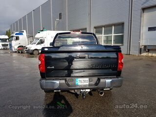 Toyota Tundra CREWMAX LIMITED 5.7 V8 284kW