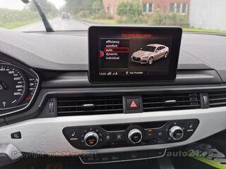 Audi A5 Sportback S-line 2.0 TDI 140kW