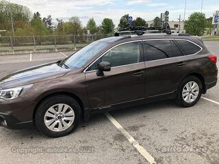 Subaru Outback 2.5 129kW