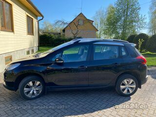 Peugeot 2008 1.4 50kW