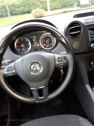 Volkswagen Amarok 2.0 132kW