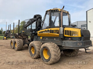 Ponsse Buffalo K90+ 205kW