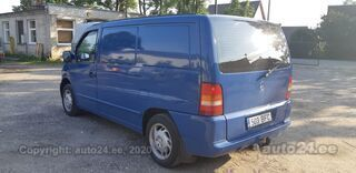 Mercedes-Benz Vito 638 2.2 CDI 90kW