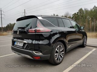 Renault Espace 1.8 165kW
