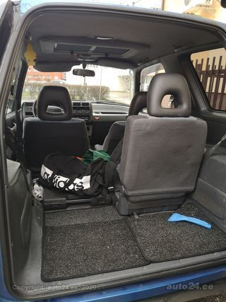 Toyota RAV4 2.0 95kW