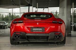 Ferrari Roma 3.9 V8 456kW