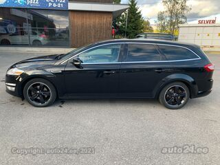 Ford Mondeo 2.0 120kW