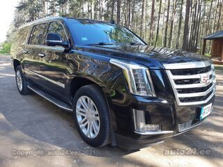 Cadillac Escalade Long ESV 6.2 313kW