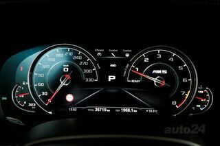 BMW M5 4.4 441kW