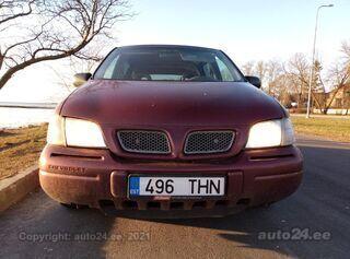 Chevrolet TransSport 3.4 137kW