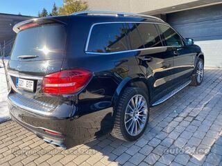 Mercedes-Benz GLS 63 AMG 5.5 V8 500kW