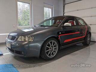 Audi S3 1.8 20V 1.8T 228kW