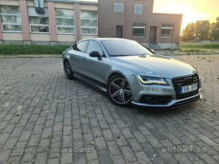 Audi A7 S-Line Quattro 3.0 TD 180kW