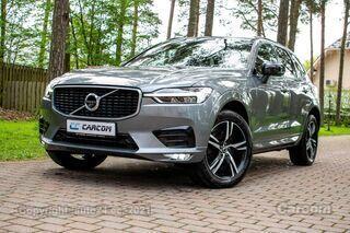 Volvo XC60 AWD R-Design Intelli Safe PRO MY 2020 2.0 B5 KERS Kerghübriid 173kW