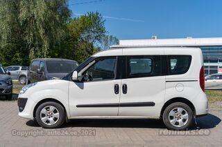 Fiat Doblo N1 2+3 90 Multijet 66kW