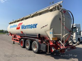 Spitzer Semitrailer Standard