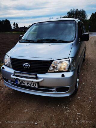 Toyota Hiace 2.5 70kW