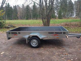 Tekno-Trailer 3000L- E 3,0 x 1,5