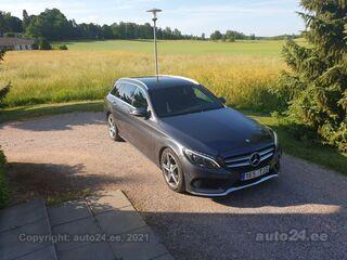 Mercedes-Benz C 200 1.6 100kW