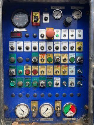 Volvo FM 460 6X2 EURO5 MÜLLER 345kW