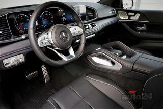 Mercedes-Benz GLS 400 4MATIC 2.9 243kW