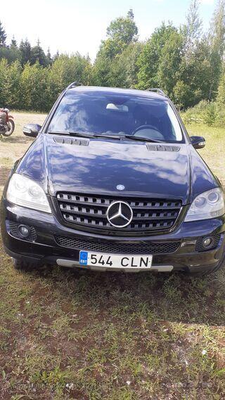 Mercedes-Benz ML 320 Airmatic 3.0 165kW
