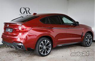 BMW X6 3.0 230kW