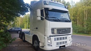 Volvo FH13 Kahesüsteemne Hüdraulika 405kW