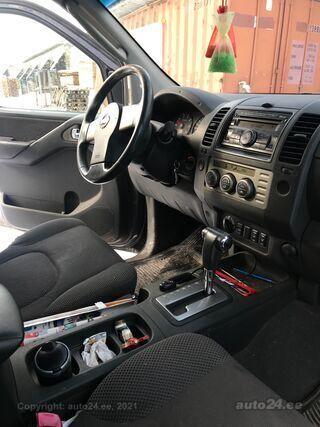 Nissan Navara 2.5 126kW