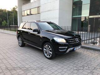 Mercedes-Benz ML 350 BlueTEC 4MATIC 3.0 V6 190kW