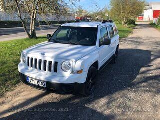 Jeep Patriot 2.1 120kW