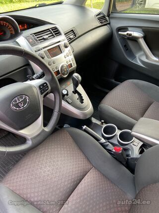 Toyota Verso Valvematic Linea Sol Style 1.8 108kW